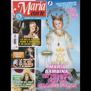 Maria con te - n. 36 - settimanale - 6 settembre 2020