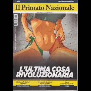 Il Primato Nazionale - n. 36 - settembre 2020 - mensile