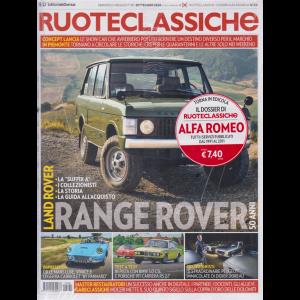 Ruoteclassiche + Dosssier Alfa Romeo - n. 381 - mensile - settembre 2020 - 2 riviste