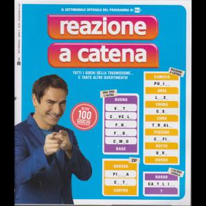 Reazione a  Catena - n. 9 - settimanale - 3/9/2020