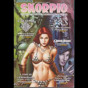 Skorpio - n. 2270 - 3 settembre 2020 - settimanale di fumetti