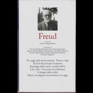 I grandi filosofi - Freud - n. 14 - settimanale - 4/9/2020 - copertina rigida