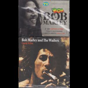 Grandi Raccolte Musicali 3 - n. 2 - settimanale - Bob Marley - Catch a fire - 2 CD + Libretto inedito - 4/9/2020