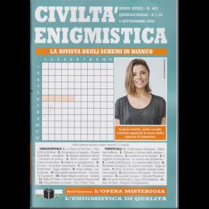 Civilta' Enigmistica - n. 427 - quindicinale - 5 settembre 2020 -