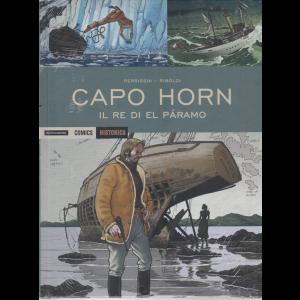 Historica - Capo Horn - Il Re di El Paramo - n. 95 - 4/9/2020 - mensile