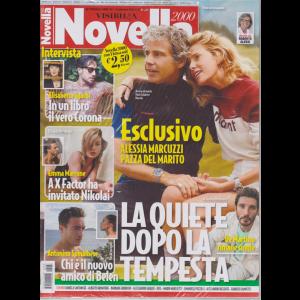 Novella 2000 + Visto - n. 37 - settimanale - 3 settembre 2020 - 2 riviste