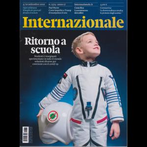 Internazionale - n. 1374 - 4/10 settembre 2020 - settimanale