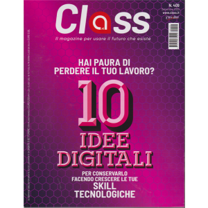 Class - n. 409 - mensile - settembre 2020