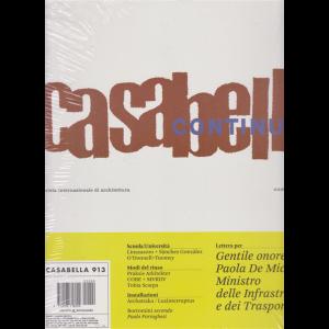 Casabella - n. 9 - settembre 2020 - italiano - inglese