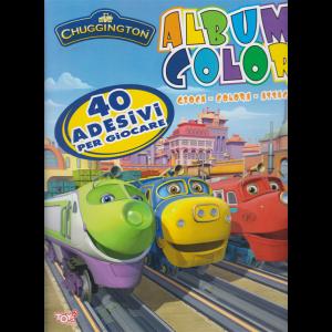 Toys2 Serie Oro - Chuggington - Album color - n. 44 - bimestrale - 27 agosto 2020 -