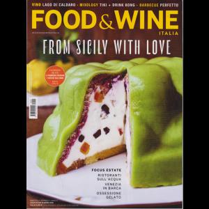 Food & Wine Italia - n. 5 - bimestrale - agosto - settembre 2020