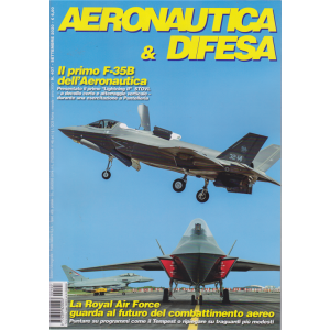 Aeronautica & Difesa - n. 407 - settembre 2020 - mensile