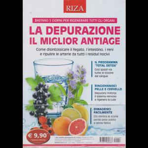 Riza Antiage - La depurazione il miglior antiage - n. 29 - settembre 2020
