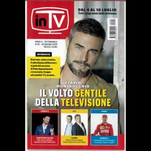 In Tv - settimanale n. 26 - 30 Giugno 2020