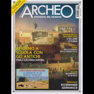 Archeo - n. 427 - 8 settembra 2020 - mensile