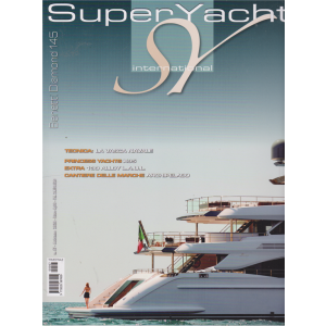 Superyacht International - n. 67 - autunno 2020 - trimestrale