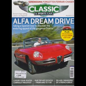 Classic & Sportscar n. 5 - May 2019 - in inglese