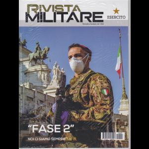 Rivista Militare + Supplemento al numero di Rivista Militare 3 -2020 - trimestrale - 2 riviste
