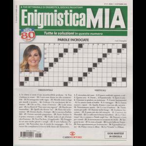 Enigmistica Mia - n. 37 - settimanale - 14 settembre 2020