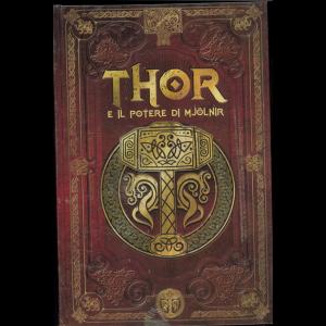 Mitologia Nordica vol. 1:  Thor e il potere di Mjolnir By RBA Italia