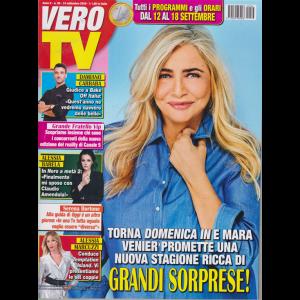 Vero Tv - n. 36 - 14 settembre 2020 - settimanale