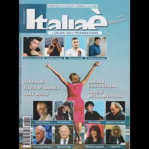 Italia è ....new magazine - agosto - ottobre 2020 -