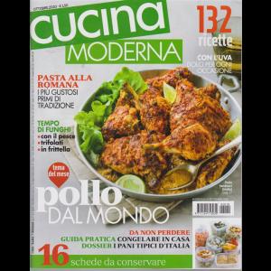 Cucina Moderna - n. 10 - 8 settembre 2020 - mensile - 132 ricette