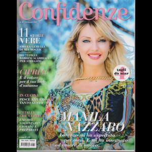 Confidenze - n. 38 - 8 settembre 2020 - settimanale