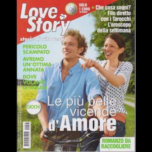 Love Story - n. 36 - 15 settembre 2020 - settimanale