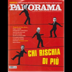 Panorama - n. 37 - 9 settembre 2020 - settimanale