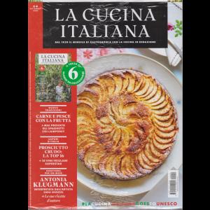 La cucina italiana - n. 9 - mensile - settembre 2020
