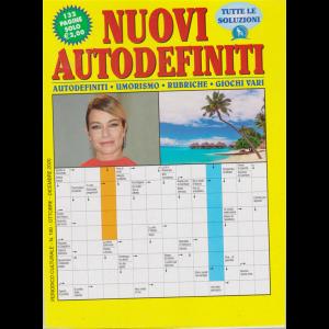 Nuovi Autodefiniti - n. 100 - ottobre - dicembre 2020 - 132 pagine