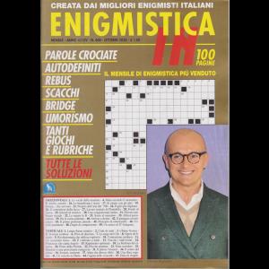 Enigmistica In - n. 400 - mensile - ottobre 2020 - 100 pagine