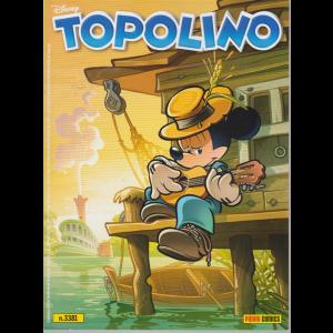 Topolino - n. 3381 - settimanale - 9 settembre 2020