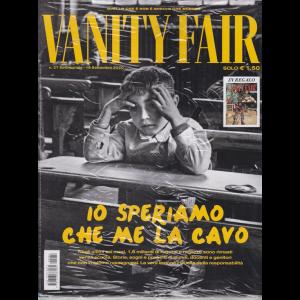 Vanity Fair  - n. 37 - settimanale- 16 settembre 2020 + Vanity Fair Junior - 2 riviste