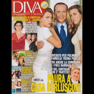 Diva e  Donna  - n. 37 - settimanale femminile - 15 settembre 2020