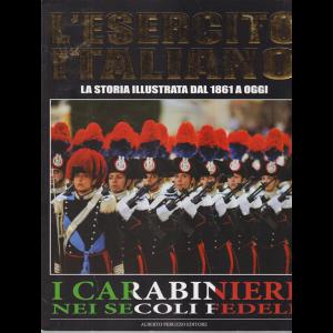 L'esercito Italiano - I Carabinieri nei secoli fedeli - n. 8 - mensile - 5/9/2020 -