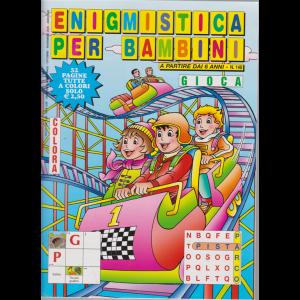 Enigmistica per bambini - n. 148 - bimestrale - ottobre - novembre 2020 - 52 pagine tutte a colori