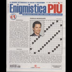 Enigmistica Piu' - n. 37 - 15 settembre 2020 - settimanale