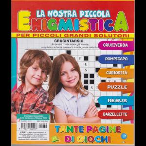 La Nostra Piccola Enigmistica - n. 38 - bimestrale - settembre - ottobre 2020 -