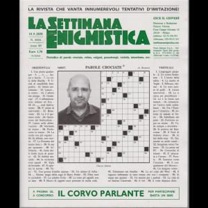 La Settimana Enigmistica - n. 4616 - 10/9/2020 - settimanale