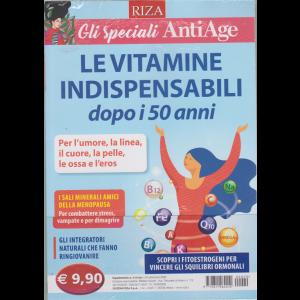 AntiAge - Gli speciali di AntiAge - Le vitamine indispensabili dopo i 50 anni - n. 29 - settembre 2020 -