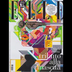 Elle - n. 34 - settimanale - 19/9/2020