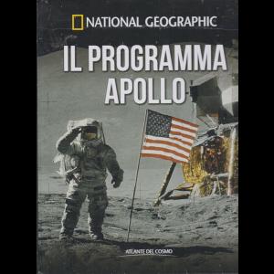 National Geographic - Il programma Apollo - n. 48 - settimanale - 11/9/2020 - copertina rigida