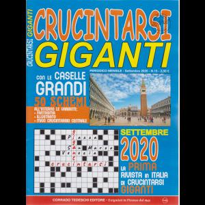 Crucintarsi Giganti - n. 15 - mensile - settembre 2020 -