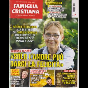 Famiglia Cristiana - n. 37 - settimanale - 13 settembre 2020