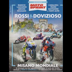 Gli speciali di Motosprint - n. 7 - Rossi & Dovizioso - Misano mondiale -