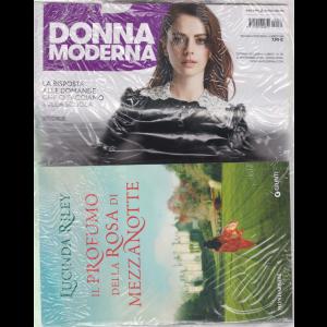 Donna Moderna + Il libro di Lucinda Riley - Il profumo della rosa di mezzanotte - n. 39 - 10 settembre 2020 - settimanale - rivista + libro