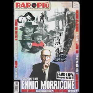 Raropiu' - Ennio Morricone - n. 81 - mensile - 7 settembre 2020
