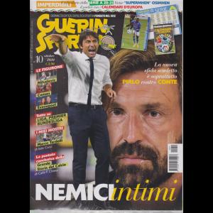Guerin Sportivo + Calendari d'Europa 2020 - 2021 - n. 10 - ottobre 2020 - mensile